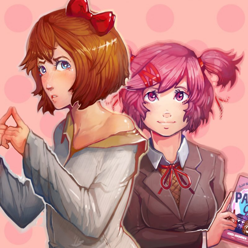 Doki Doki Literature Club Fan Art